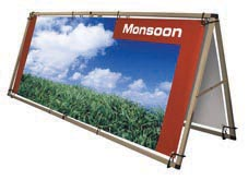 monsoon banner stand by digiprint